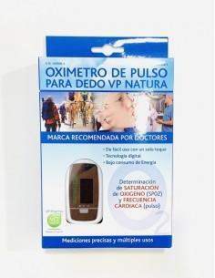 Oxímetro de Pulso para dedo...