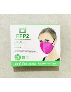 Pack Mascarillas FFP2...