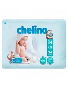 Chelino Pañal Love T/4 9-15...