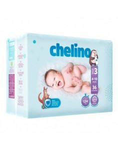 Chelino Pañal Love T/3 4-10...