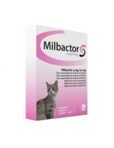 Milbactor gatos pequeños 4...