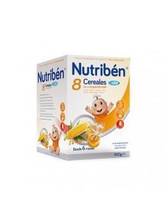 Nutribén 8 Cereales con un...