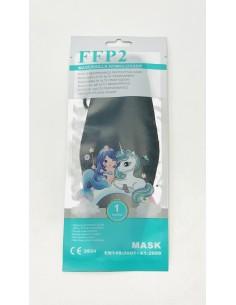 Mascarilla pediátrica FFP2...