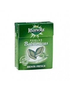 Juanola Perlas menta fresca...