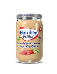 Nutribén Potitos Guiso de...