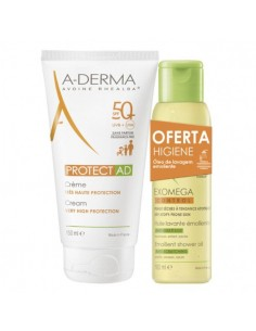 Pack A-derma Protect AD +...