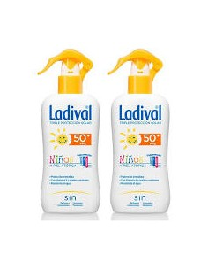 Ladival pack duo 50+Spray...