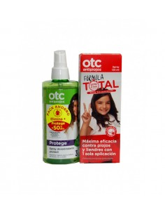 OTC Antipiojos Pack Spray...