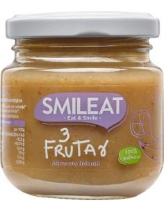 Smileat Potito 3 frutas...