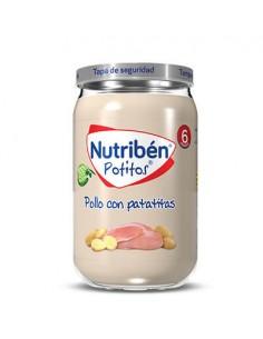 Nutribén Potitos Pollo con...