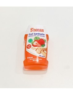 Gel sanitario Snonas 100 ml...