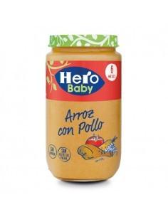 Hero Baby Arroz con Pollo...