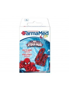 Tiritas Spiderman 16 u