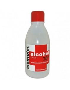 Alcohol 70º Montplet 250ml
